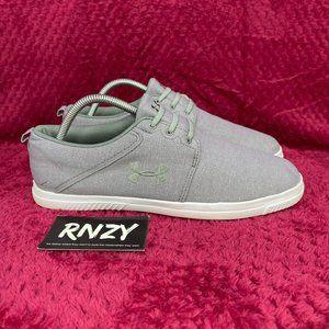 Under Armour Street Encounter IV Zinc Grey White Sneakers